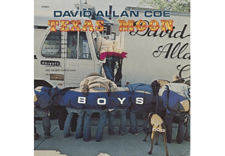 David Allan Coe - Texas Moon - (CD)
