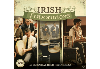 VARIOUS - Irish Favourites [CD]