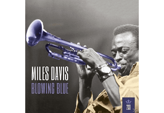 Miles Davis - Blowing Blue - (CD)