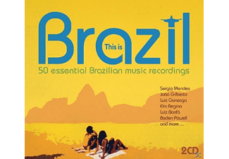 VARIOUS - This Is Brazil - (CD)