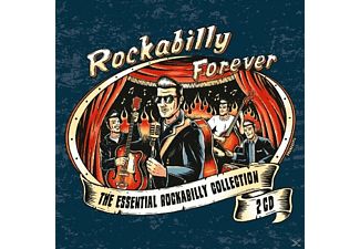 VARIOUS - Rockabilly Forever [CD]
