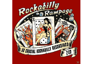VARIOUS - Rockabilly Rampage - (CD)