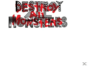 Destroy All Monsters - Hot Box 1974-1994 - (Vinyl)