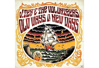 J.Tex & The Volunteers - Old Ways Vs. New Days [Vinyl]