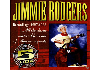 Jimmie Rodgers - 1927-1933 - (CD)