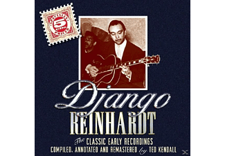 Django Reinhardt - Classic Early Recordings - (CD)