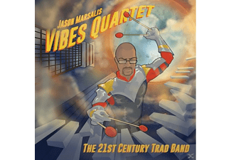 Jason Marsalis Vibes Quartet - 21th Century Trad Band - (CD)