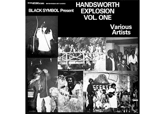 VARIOUS - Black Symbol Presents Handsworth Explosion  1 [Vinyl]