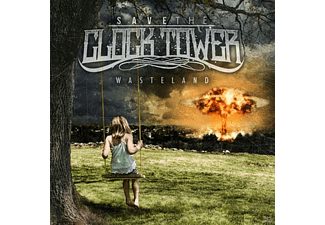 Save The Clock Tower - Wasteland - (CD)