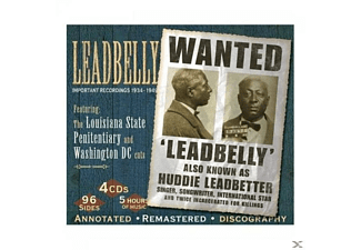 Leadbelly, Lead Belly - Wanted - (CD)
