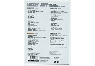 Mickey Jupp - Kiss Me Quick, Squeeze Me Slow - The Collection - (CD + DVD)