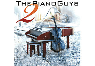 Lindsey Stirling, Piano Guys - The Piano Guys 2 - (CD)
