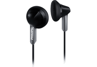 PHILIPS SHE 3010BK/00, On-ear Kopfhörer, Grau