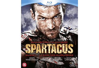Spartacus - Blood and Sand Série TV