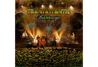 Transatlantic - KaLiveoscope (CD + DVD)