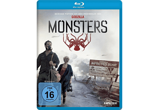 MONSTERS - (Blu-ray)
