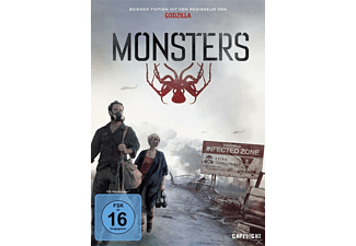 MONSTERS - (DVD)