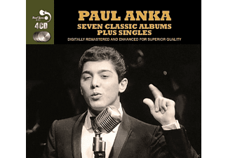 Paul Anka - Seven Classic Albums Plus Singles [CD]