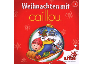 universum film gmbh 3 weihnachten mit caillou kinder cds. Black Bedroom Furniture Sets. Home Design Ideas
