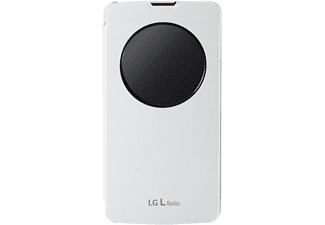 LG L80+ L Bello Quickcircle Case Wit