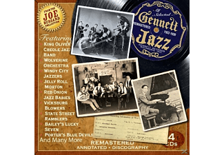 VARIOUS - Gennett Jazz - (CD)