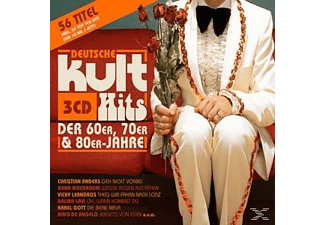 Various - Kult Der 80er - 28.06.2008 - Die Party-DVD