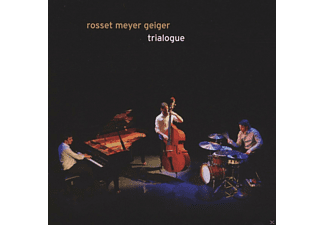 Rosset / Meyer / Geiger - Trialogue - (SACD Hybrid)