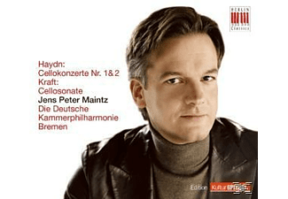 Jens Peter Maintz - Cellokonzerte 1 & 2/Cellosonate - (CD)