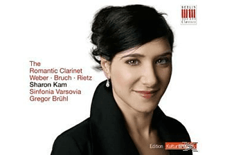Sharon Kam - The Romantic Clarinet - (CD)