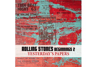 VARIOUS - Rolling Stones Beginnings 2: Yester - (CD)