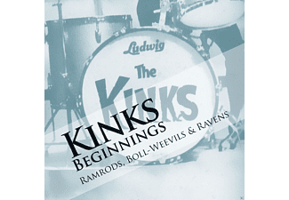 VARIOUS - Kinks Beginnings: Ramrods, Boll-Weevils & Ravens - (CD)