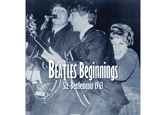 VARIOUS - Beatles Beginnings 6: Beatlemania 1963 - (CD)