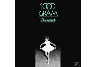 1000 Gram - Dances - (CD)