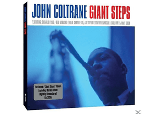 John Coltrane - Giant Steps [Doppel-CD] - (CD)