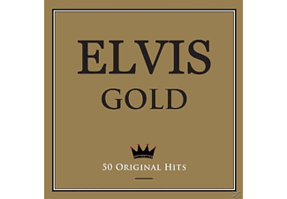 Elvis Presley - Gold-50 Original Hits-2cd - (CD)