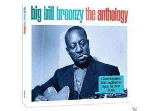 Big Bill Broonzy - The Anthology - (CD)