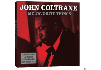 John Coltrane - My Favourite Things - (CD)