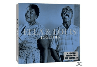 Louis Armstrong & Ella Fitzgerald - Together (CD)