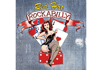 VARIOUS - Red Hot Rockabilly [CD]