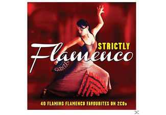 VARIOUS - Strictly Flamenco - (CD)