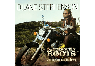 Duane Stephenson - Dangerously Roots-Journey From August Town - (CD)