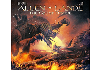 Russell Allen & Jorn Lande - The Great Divide (Digipak) - (CD)