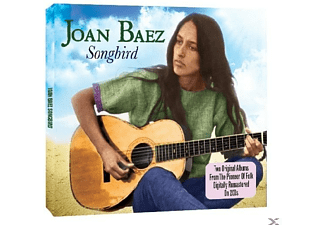 Joan Baez - Songbird - (CD)