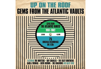 Various Artists - 1961-'62, VARIOUS - Up On The Roof-Gems From The Atlantic Vaults 196 [CD]