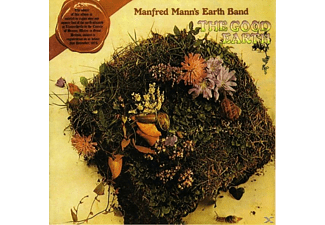 Manfred Mann's Earth Band - The Good Earth - (CD)