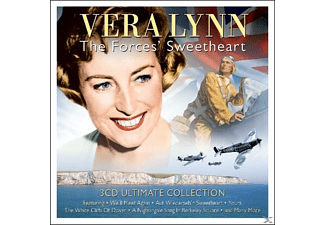 Lynn Vera - Forces Sweetheart - (CD)