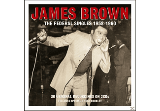 James Brown - Federal Singles 1958-60 - (CD)