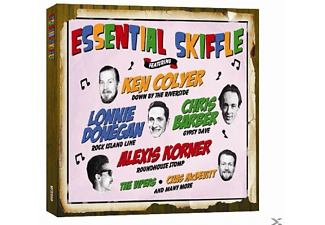 VARIOUS - Essential Skiffle [CD]