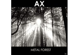 Ax - Metal Forest - (CD)
