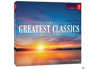 VARIOUS - Greatest Classics Of All - (CD)